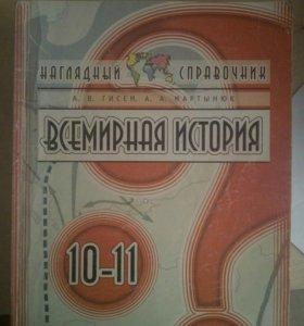 Справочник по всемирной истории