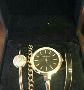 Эксклюзивные часы Anna Klein