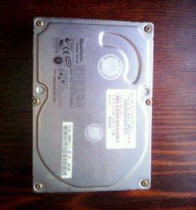 Жесткий диск от QUANTUM 60 GB