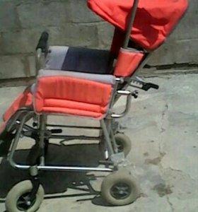 Инвалидная прогулочная каляска ДЦП