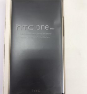 HTC m8s Gold