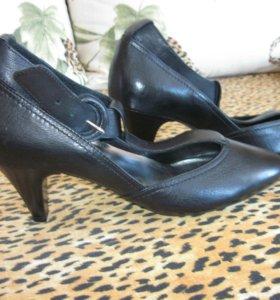 Новые фирменные туфли Hogl.