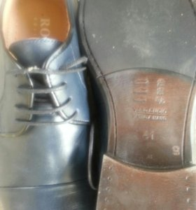 Новая кож. обувь.