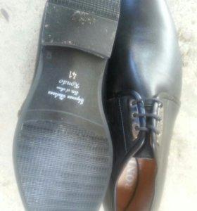Новая кож.обувь.