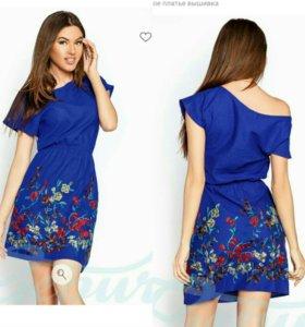 Платье новое Гипюр 44-46