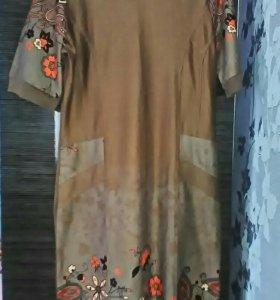 Новое трикотажное платье Киргизия