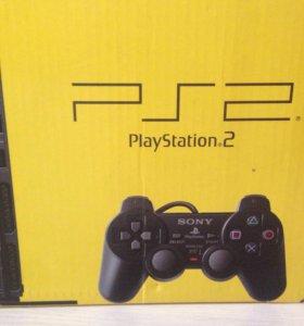 Приставка PS 2