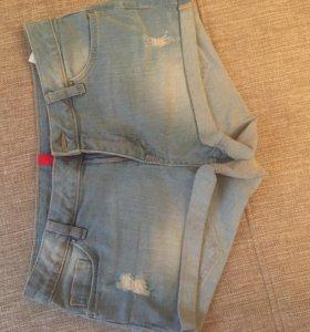 Новые шорты hm