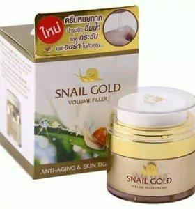 Филлер-крем с улиткой SNAIL GOLD 7 в 1, 50 мл.