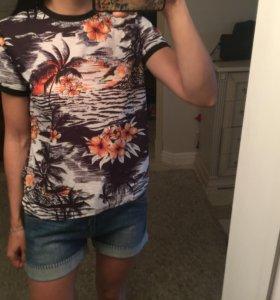 Крутая футболка Maje новая оригинал