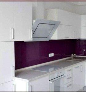 Кухонная мебель МДФ многослойная эмаль - 049