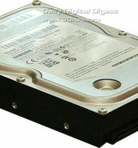 Жесткий диск 640 гиг