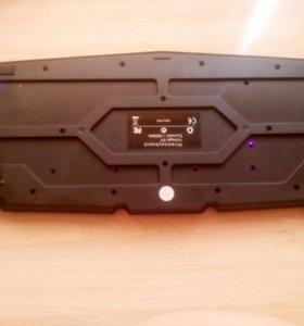 Клавиатура с подсветкой игровая