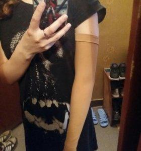 Телесный рукав для скрытия тату