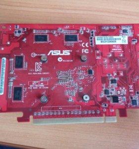 Видеокарта Asus AMD radeon hb 6670
