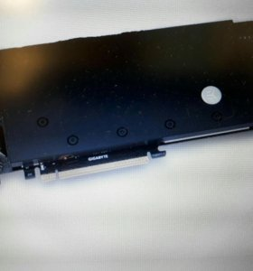 Видеокарта с водоблок evga gtx 980 classified 3988