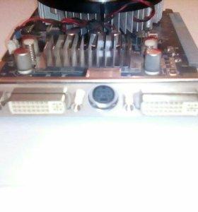 Видеокарта HD 4850