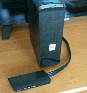 InWin mini-ITX SSD 60Gb DDR3 4Gb + лицензия Win 10