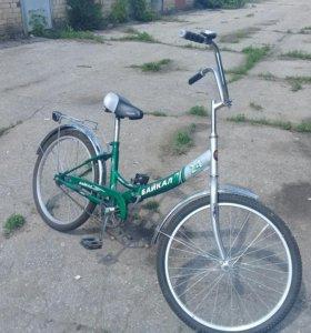 """Продам новый велосипед""""Байкал 24"""""""