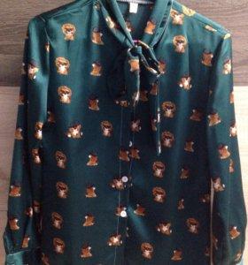 Блузка-рубашка, новая