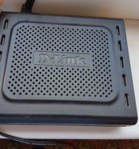 D link modem