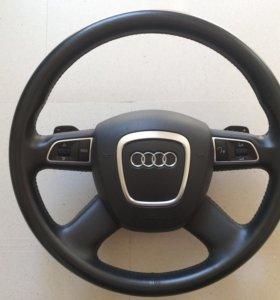 Мультируль с лепестками от Audi