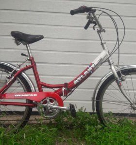 Велоспед атлант