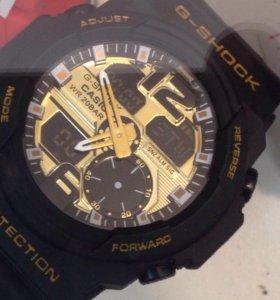 Спортивные часы Casio g-shock, новые, все цвета