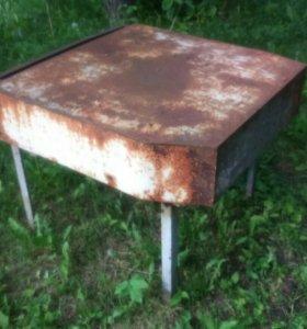 Верстак, стол металлический