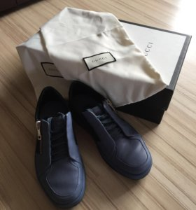 Продаю мужские ботинки Gucci