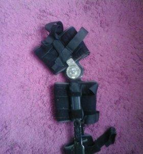 Ортез для коленного сустава с выстовлением угла сг