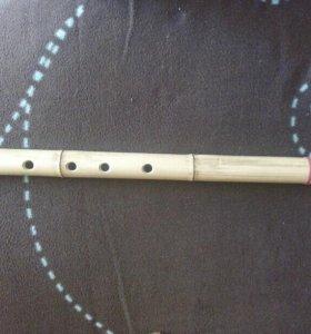 Сякухати - бамбуковая флейта
