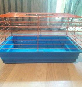Большая клетка для кролика/морской свинки