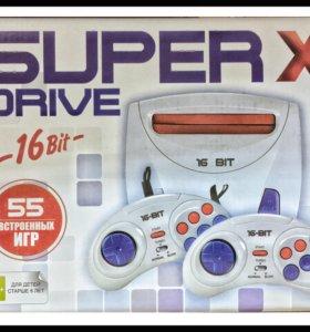 Sega Super Drive X (55в1)