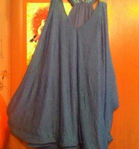 Платье туника р.46-50