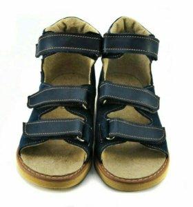 Ортопедические сандали, 28 размер