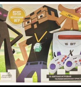 Sega Minecraft (55в1)