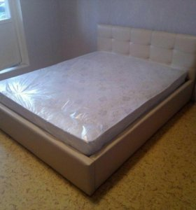 Кровать Белая роза новая