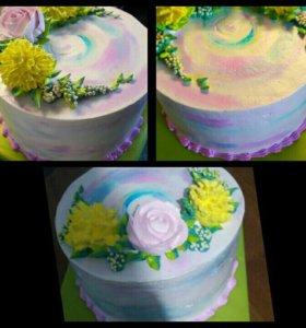 Домашние торты за заказ