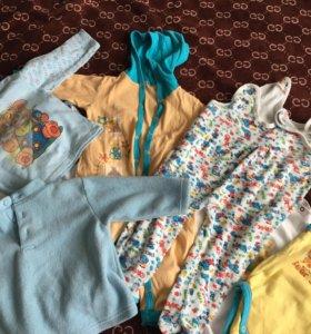 Набор одежды для малыша от 0 до 1 года