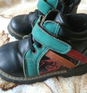 Ботинки демисезонные (26)
