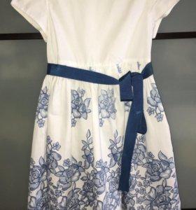 Платье для девочки (116р)