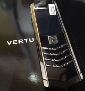Vertu signature s design ultimate ceramic steel