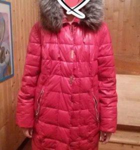 Куртка женская зимняя. Р.48-50
