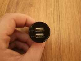 Зарядное автомобильное 5V 3100 mA 2 USB