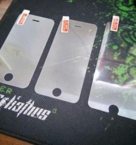 Защитное стекло для iPhone 4/4S 5/5S/5C/5SE 6/6S