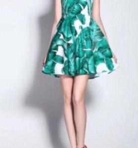 Платье golche gabbana