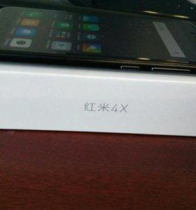 Xiaomi Redmi 4x2 ГБ black