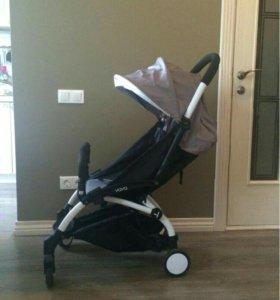 Новая детская коляска для прогулок YoYa175