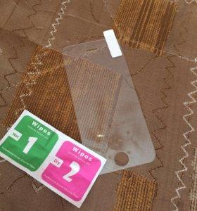 Защитная стекло на iPhone 5s